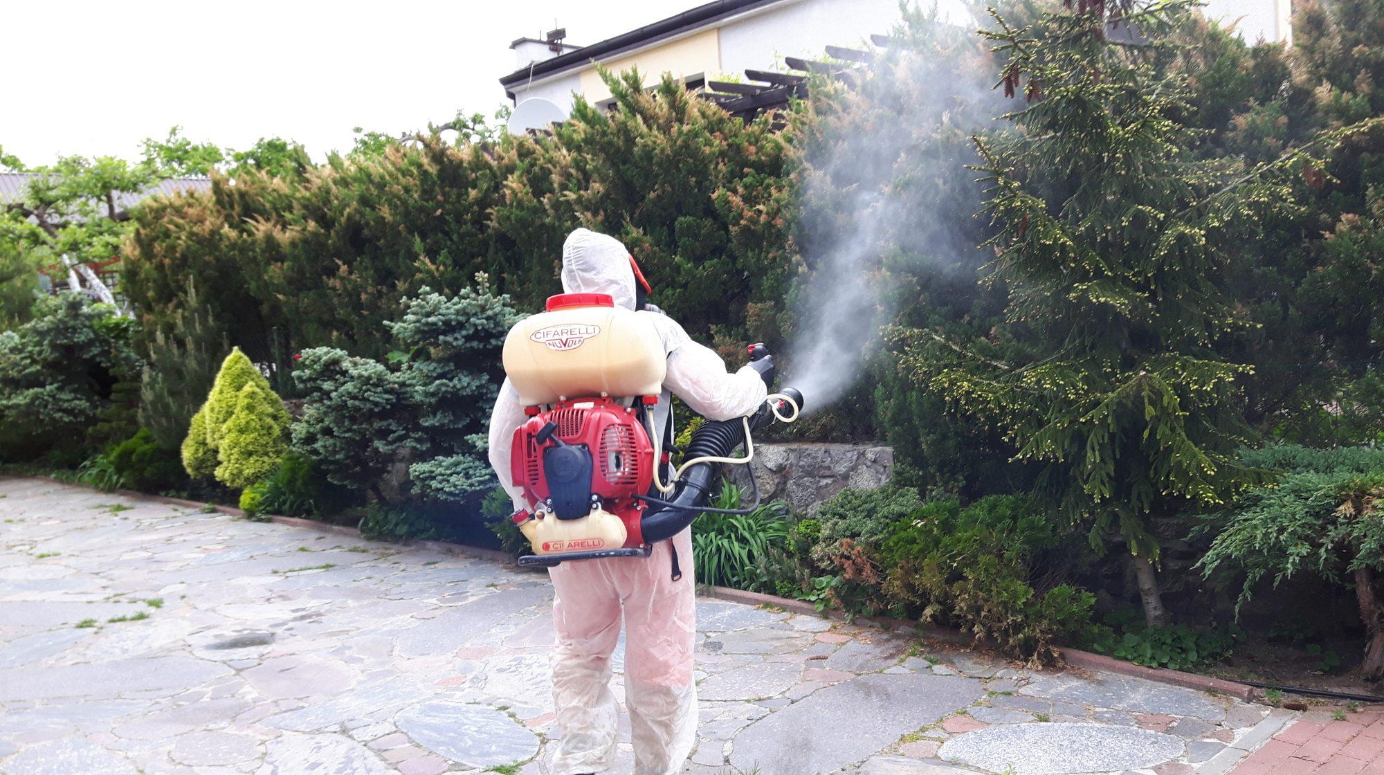 Deratyzacja | Fumigacja | Zwalczanie much | Zwalczanie owadów i gryzoni | Ozonowanie | Gazowanie